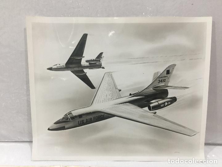 Militaria: M.A.T.S. MILITARY AIR TRANSPORT SERVICE U.S. AIR FORCE AVIONES NORTHROP COHETE NASA 10 FOTOS ORIGINA - Foto 19 - 123243191