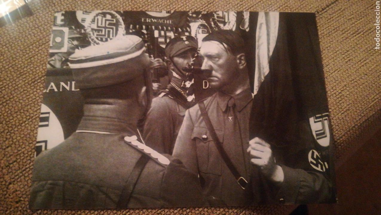 COPIA DE FOTO DE HITLER (Militar - Fotografía Militar - II Guerra Mundial)
