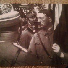 Militaria: COPIA DE FOTO DE HITLER. Lote 123398536