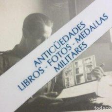 Militaria: IMPORTANTE OFICIAL LEGION MELILLA REALIZO LABORES DE FOTOGRAFO O REPORTERO GUERRA CIVIL ESPAÑOLA. Lote 123768555