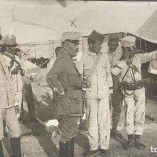 Militaria: GENERAL TOVAR GUERRA DEL RIF GUERRA DE ÁFRICA. Lote 124500152