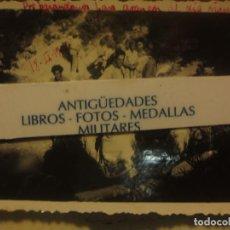Militaria: FOTO INEDITA PREPARANDONOS PARA AVANCE CATALUÑA BATALLA EBRO 18 IX 1938 LEGION GUERRA CIVIL FIRMADA. Lote 124504803