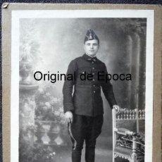 Militaria: (JX-180645)FOTOGRAFÍA DE SOLDADO DE AVIACIÓN , AVIACIÓN ESPAÑOLA, AÑOS 20-30 .. Lote 124521967