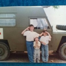 Militaria: ANTIGUA FOTOGRAFIA CRUZ ROJA.. Lote 125080887