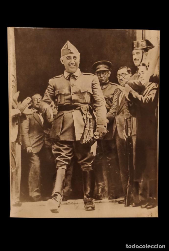 Militaria: Franco y Hitler, Franco. - Foto 2 - 125361771