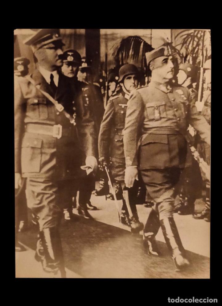 Militaria: Franco y Hitler, Franco. - Foto 3 - 125361771