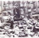 Militaria: QUEMA OBJETOS RELIGIOSOS PLAZA MAYOR VIC (BARCELONA) MILICIAS GUERRA CIVIL. Lote 126306551