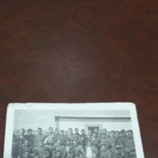 Militaria: FOTO UNIDAD DE TRANSMISIONES MELILLA AÑOS 20. Lote 126334283