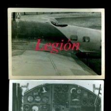 Militaria: 15 FOTOGRAFIAS - LEGIÓN CONDOR. Lote 126727267
