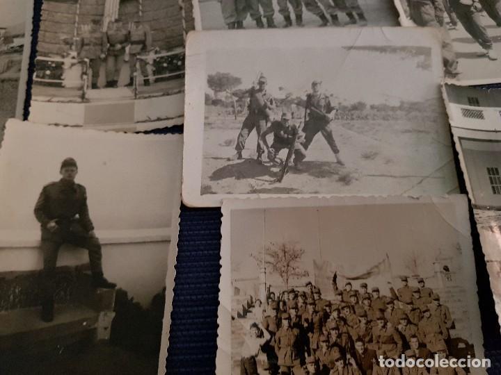 Militaria: LORE DE FOTOGRAFÍAS MILITARES - Foto 3 - 126731403