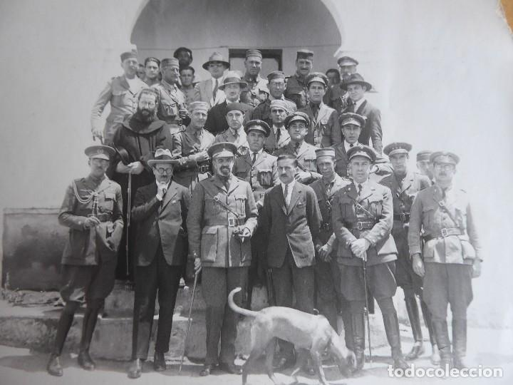 FOTOGRAFÍA OFICIALES DEL EJÉRCITO ESPAÑOL. GUERRA DE MARRUECOS (Militar - Fotografía Militar - Otros)