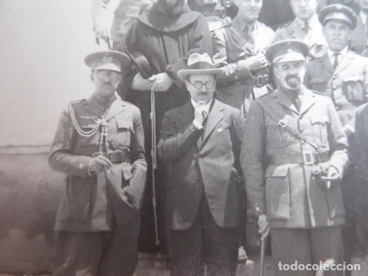 Militaria: Fotografía oficiales del ejército español. Guerra de Marruecos - Foto 4 - 126812091