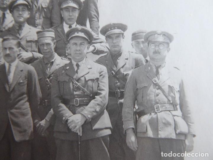 Militaria: Fotografía oficiales del ejército español. Guerra de Marruecos - Foto 5 - 126812091