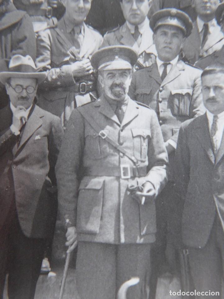Militaria: Fotografía oficiales del ejército español. Guerra de Marruecos - Foto 7 - 126812091