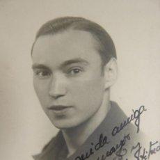 Militaria: FOTOGRAFÍA FALANGISTA. SAN SEBASTIÁN 10-1939. Lote 126814047