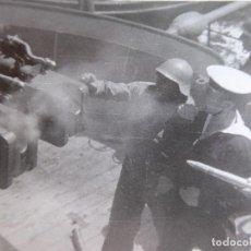 Militaria: FOTOGRAFÍA MARINEROS. ARMADA. Lote 126815491