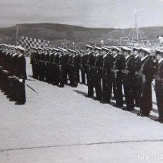 Militaria: FOTOGRAFÍA MARINEROS. ARMADA. Lote 126816095