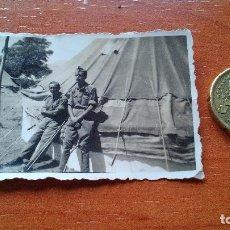 Militaria: ALFEREZ INGENIEROS - CAMPAMENTO MILITAR DE MONTEJAQUE (RONDA-MALAGA) - AÑO 1953. Lote 126880307