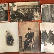 Militaria: LOTE DE FOTOGRAFIAS , FOTOPOSTAL , ETC, DE SALVADOR DE ARIZÓN ,GUERRA DE CUBA . MILITAR , . Lote 127347239