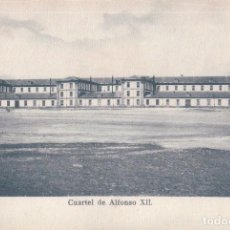 Militaria: CUARTEL DE ALFONSO XII - 14 CM* 9 CM. Lote 128074899