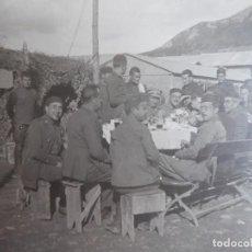 Militaria: FOTOGRAFÍA OFICIALES DEL EJÉRCITO ESPAÑOL. GUERRA DE MARRUECOS. Lote 128105951