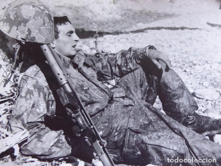 FOTOGRAFÍA PARACAIDISTAS BRIGADA PARACAIDISTA. BRIPAC (Militar - Fotografía Militar - Otros)