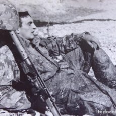 Militaria: FOTOGRAFÍA PARACAIDISTAS BRIGADA PARACAIDISTA. BRIPAC. Lote 128115243