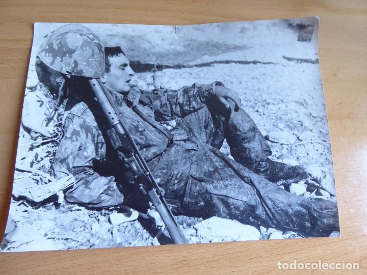 Militaria: Fotografía paracaidistas Brigada Paracaidista. BRIPAC - Foto 2 - 128115243