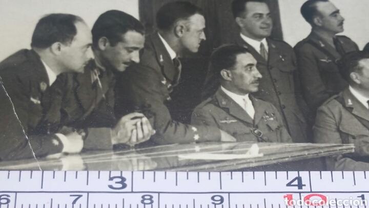Militaria: Fotografía de militares españoles de la aviación española años 20 - Foto 2 - 128259243