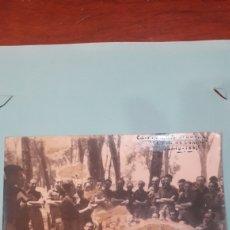 Militaria: FOTO CAMPAMENTO 1943. Lote 128267872