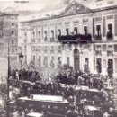 Militaria: PROCLAMACION II REPUBLICA ESPAÑOLA MINISTERIO GOBERNACION MADRID 14 ABRIL 1931 GUERRA CIVIL. Lote 128323127