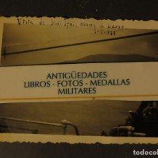 Militaria: GUERRA CIVIL 1939 REGRESO DE BARCO CON OFICIALES DE LEGION A SIDI IFNI. Lote 128365667
