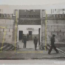 Militaria: CUARTEL GUARDIA CIVIL BARCELONA 1938 LEGION CONDOR GUERRA. Lote 128492435