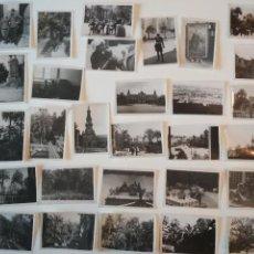 Militaria: LOTE 29 FOTOS LEGION CONDOR SEVILLA 1938 GUERRA CIVIL FRANCO POLICIA. Lote 128492715