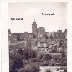 Militaria - VISTAS ALBARRACIN(TERUEL) PRINCIPIOS 1938 LEGION CONDOR GUERRA CIVIL - 128714759