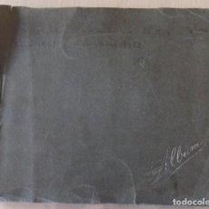 Militaria: GUERRA DE AFRICA, ESPECTACULAR ALBUM PERTENECIENTE AL HIJO DEL GENERAL POLAVIEJA,83 FOTOGRAFIAS. Lote 128952347