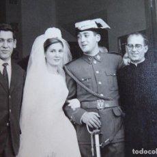 Militaria: FOTOGRAFÍA TENIENTE GUARDIA CIVIL. 1964. Lote 129021999