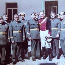 Militaria: FOTOGRAFÍA GUARDIAS CIVILES. 1966. Lote 129023203