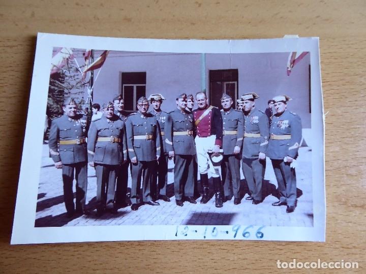 Militaria: Fotografía Guardias Civiles. 1966 - Foto 2 - 129023203