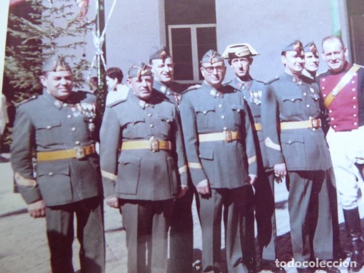 Militaria: Fotografía Guardias Civiles. 1966 - Foto 3 - 129023203