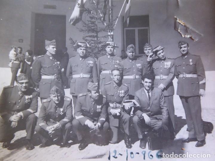 FOTOGRAFÍA GUARDIAS CIVILES. 1966 (Militar - Fotografía Militar - Otros)