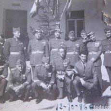 Militaria: FOTOGRAFÍA GUARDIAS CIVILES. 1966. Lote 129023615