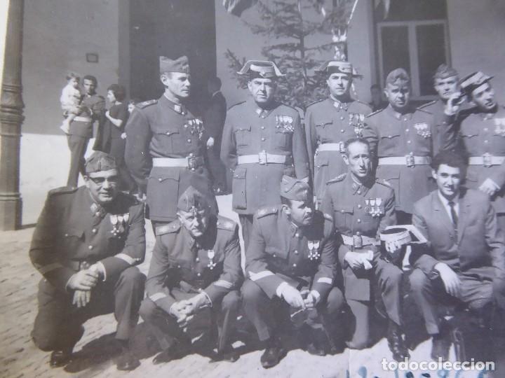 Militaria: Fotografía Guardias Civiles. 1966 - Foto 3 - 129023615