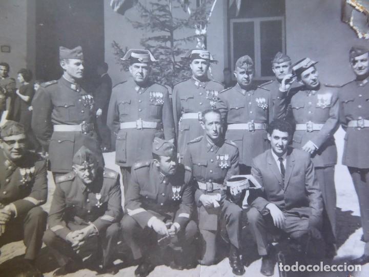 Militaria: Fotografía Guardias Civiles. 1966 - Foto 4 - 129023615