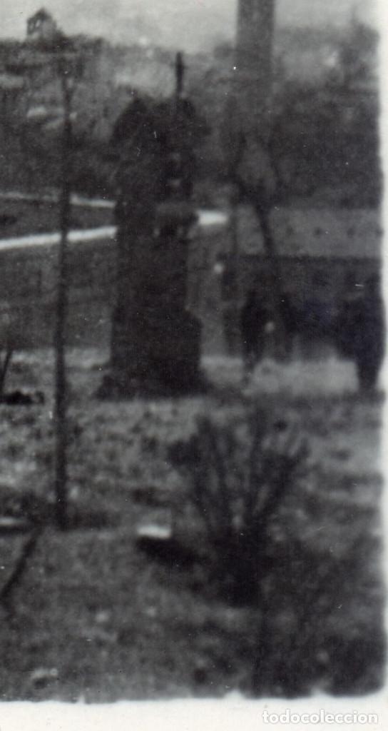Militaria: BOMBARDEOS Y ATAQUE INFANTERIA SOBRE TERUEL FEBRERO 1938 RARISIMA FOTO GUERRA CIVIL - Foto 2 - 129026083