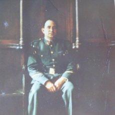 Militaria: FOTOGRAFÍA CABO 1º GUARDIA CIVIL. TOLEDO 1966. Lote 129101731