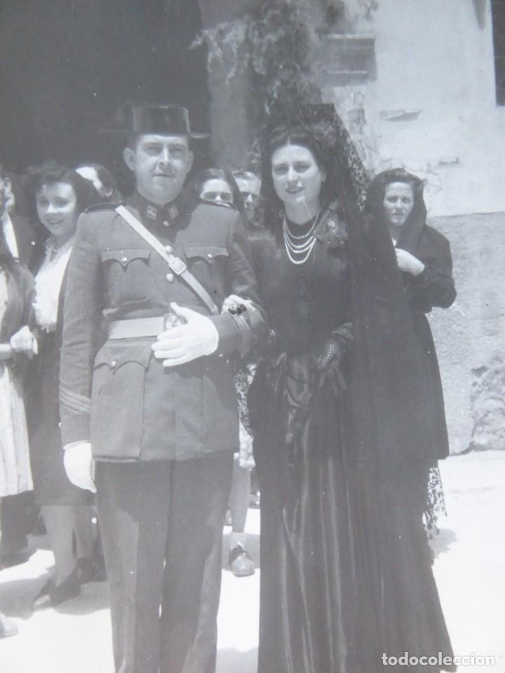FOTOGRAFÍA SARGENTO GUARDIA CIVIL. 1948 (Militar - Fotografía Militar - Otros)