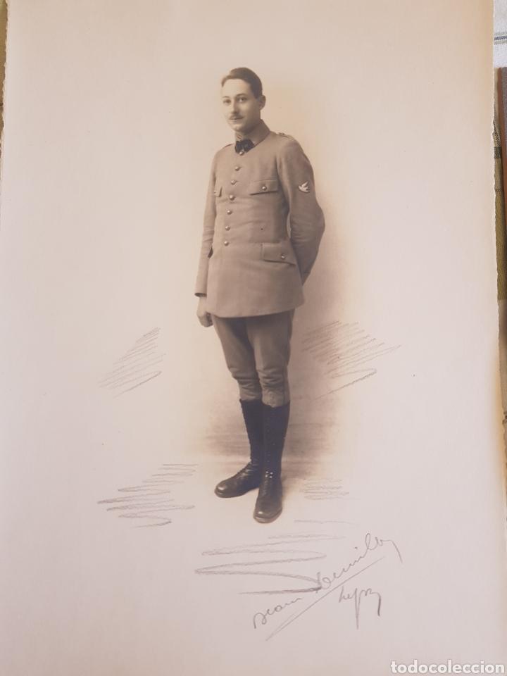 Militaria: 3 fotografías francia primera guerra mundial - Foto 2 - 129346272