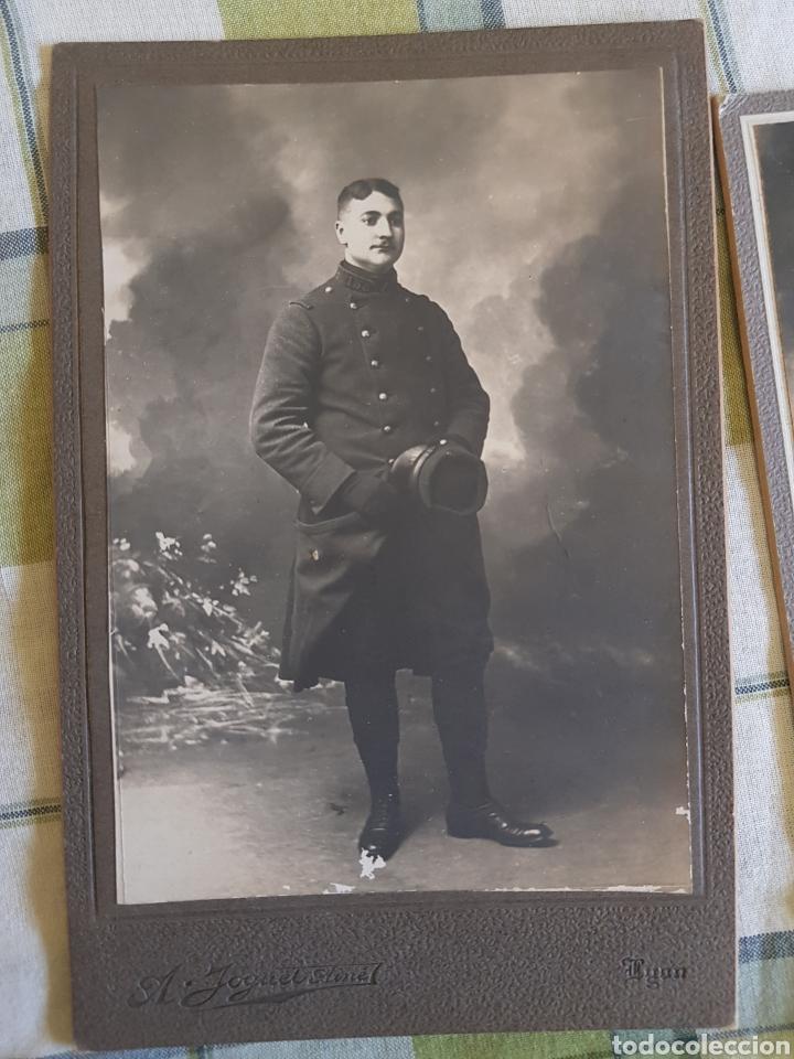 Militaria: 3 fotografías francia primera guerra mundial - Foto 3 - 129346272
