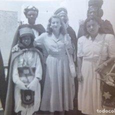 Militaria: FOTOGRAFÍA SOLDADOS GUARDIA JALIFIANA. TETUÁN. Lote 129381079